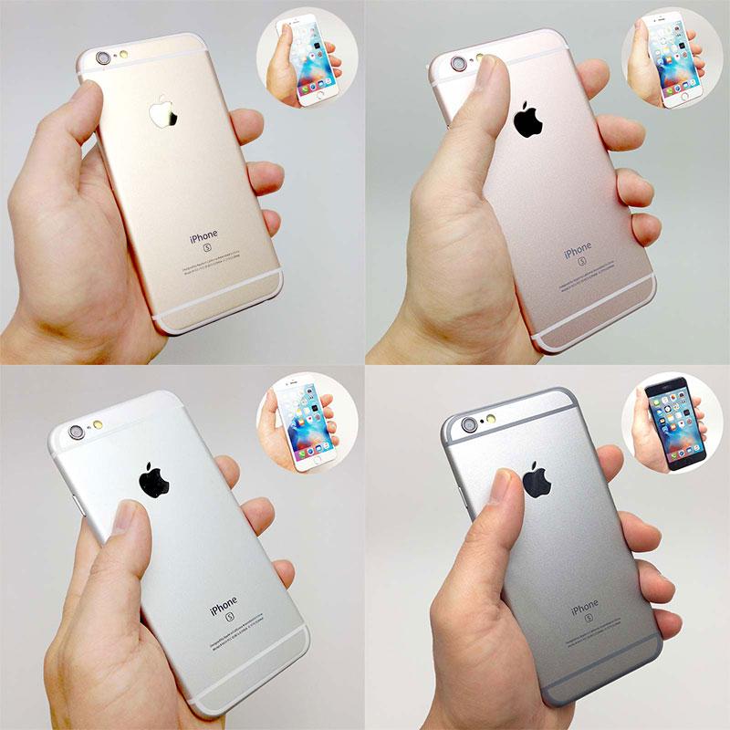 全カラー勢揃い!iPhone模型